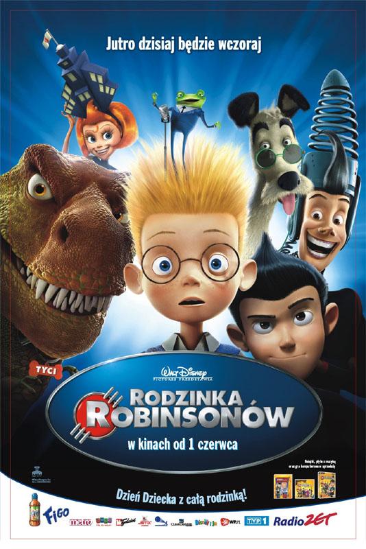 Rodzinka Robinsonów / Meet the Robinsons