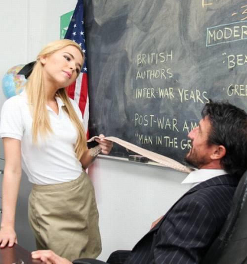 Alina West, Tommy Gunn - Corrupt Schoolgirls 10, Scene 3 - Realityjunkies