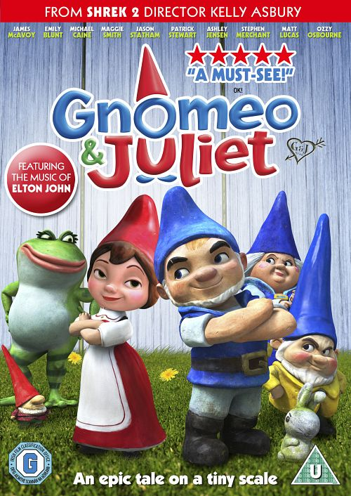 Gnomeo i Julia / Gnomeo and Juliet