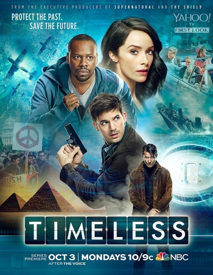 Timeless (sezon 1)