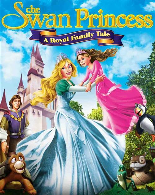 Księżniczka Łabędzi: Rodzina królewska / The Swan Princess: A Royal Family Tale