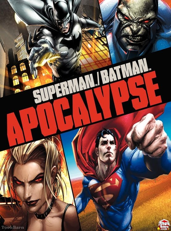 Superman/Batman: Apokalipsa / Superman/Batman: Apocalypse
