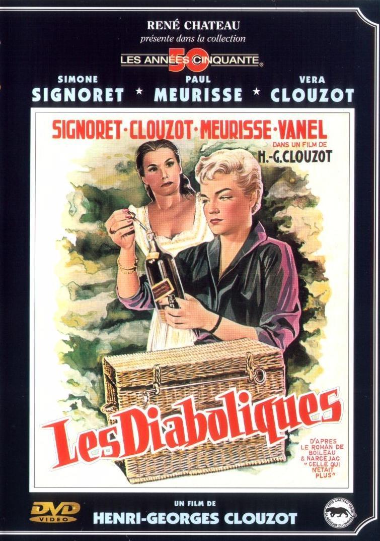 Widmo / Les Diaboliques