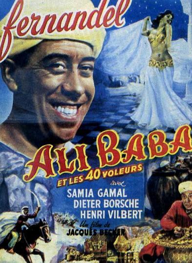 Ali-Baba i 40 Rozbójników / Ali Baba et les Quarante Voleurs