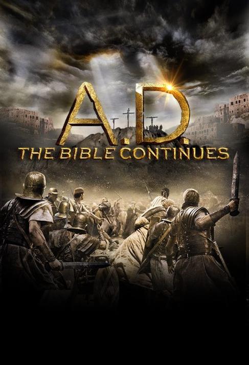 Anno Domini - Biblii Ciąg Dalszy / A.D. The Bible Continues
