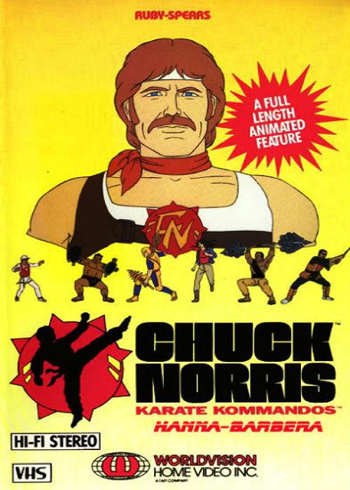Chuck Norris i jego karatecy / Chuck Norris: Karate Kommandos