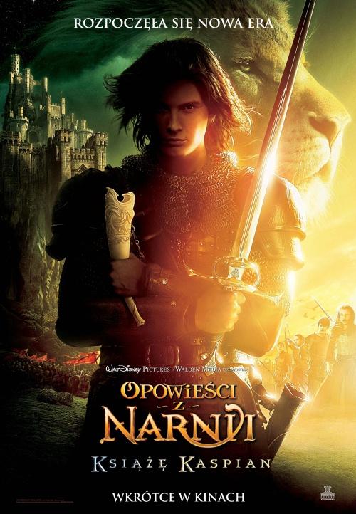 Opowieści z Narnii: Książę Kaspian / The Chronicles of Narnia: Prince Caspian