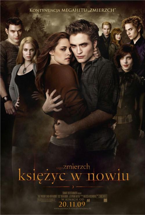 """Saga """"Zmierzch"""": Księżyc w nowiu / The Twilight Saga: New Moon"""