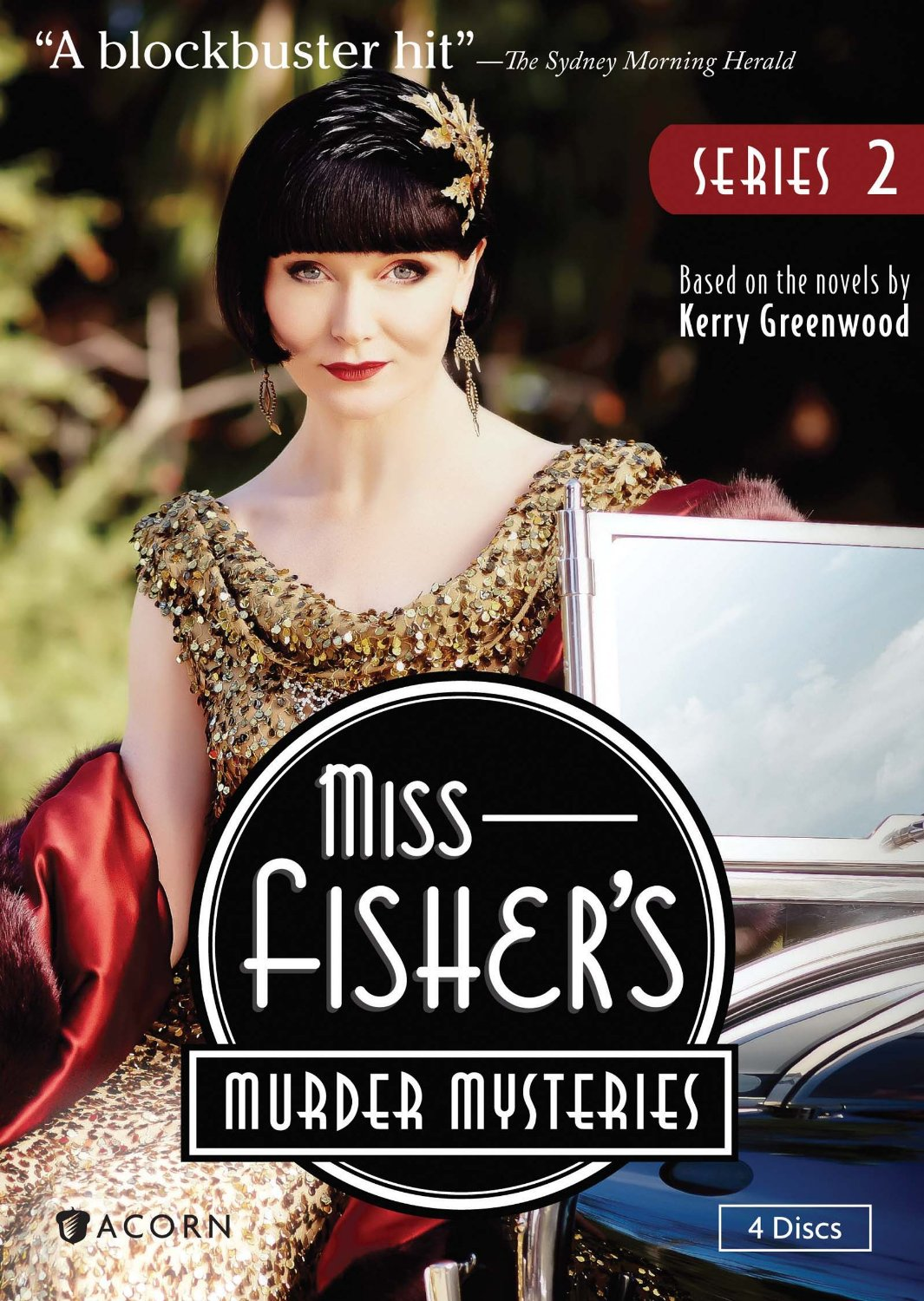 Zagadki kryminalne panny Fisher / Miss Fisher's Murder Mysteries (Sezon 2)
