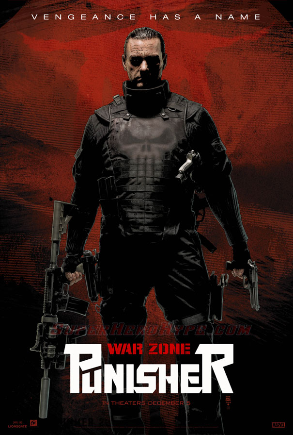 Punisher: Strefa wojny / Punisher: War Zone