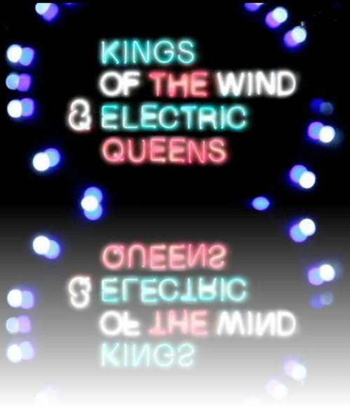 Indyjski Jarmark. Konie, Motory i Disco / Kings of the Wind & Electric Queens