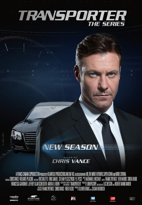 Transporter / Transporter: The Series (Sezon: 02)