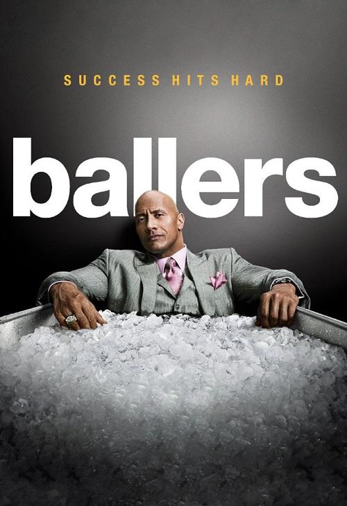 Gracze / Ballers (sezon 2)