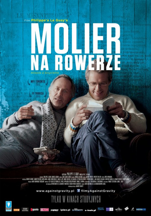 Molier na Rowerze / Alceste a bicyclette