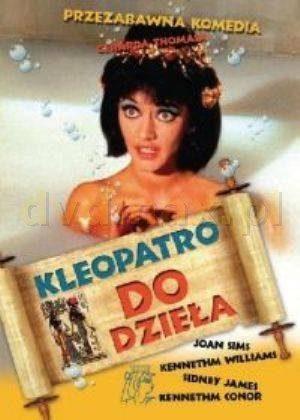 Kleopatro do dzieła / Carry On Cleo