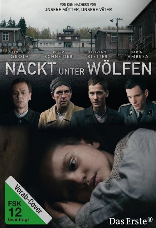 Nadzy wśród wilków / Nackt unter Wölfen