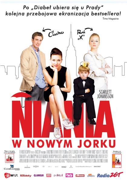 Niania w Nowym Jorku / The Nanny Diaries