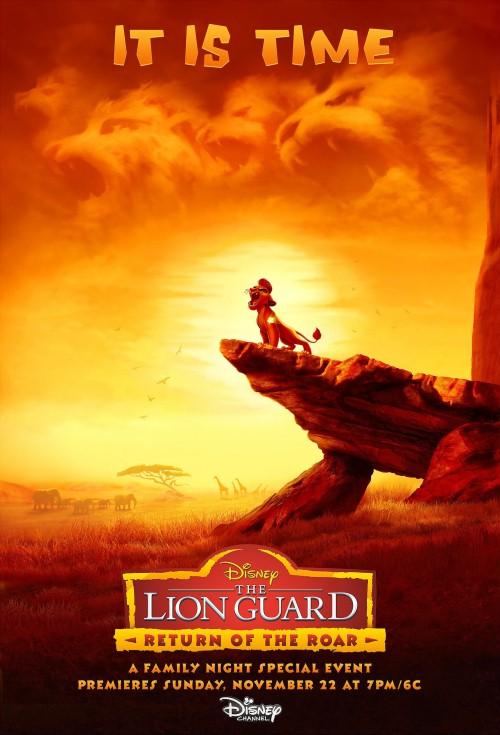 Lwia Straż : Powrót Legendy / The Lion Guard: Return of the Roar