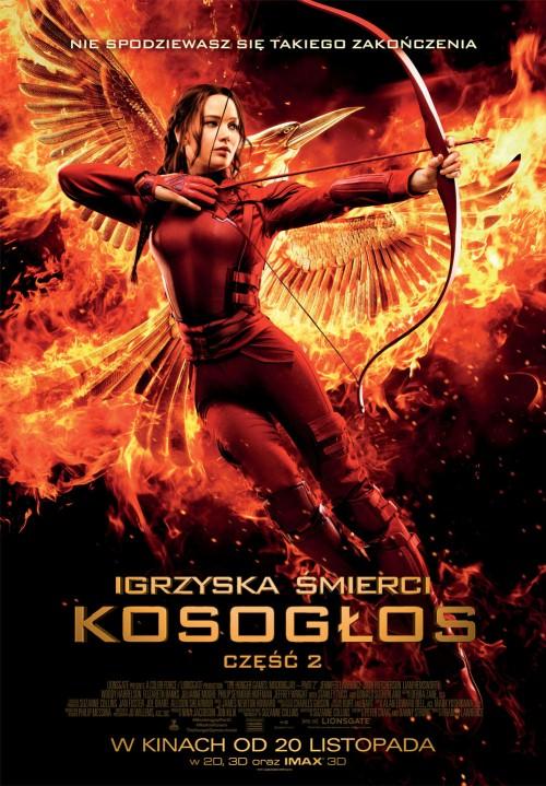 Igrzyska śmierci: Kosogłos. Część 2 / The Hunger Games: Mockingjay Part 2
