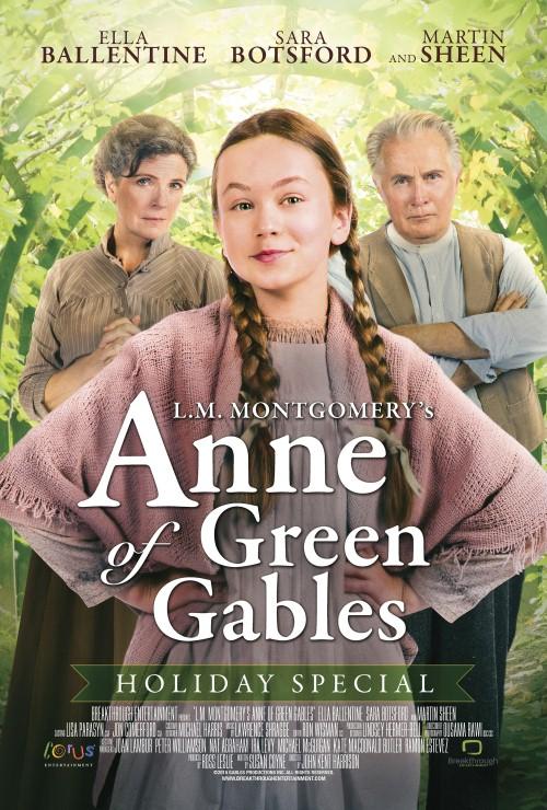 Ania z Zielonego Wzgórza / Anne of Green Gables
