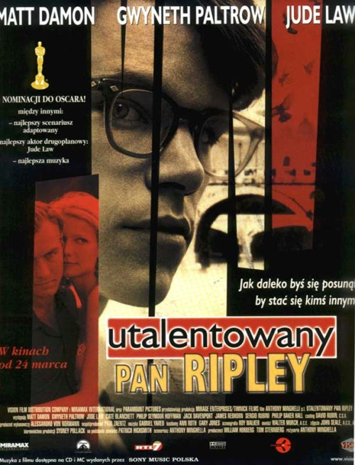 Utalentowany pan Ripley / The Talented Mr. Ripley
