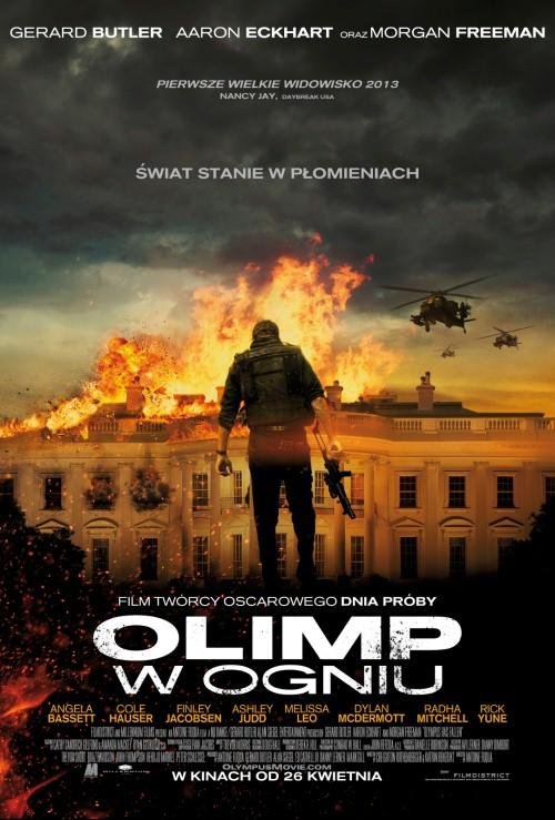 Olimp w ogniu / Olympus Has Fallen