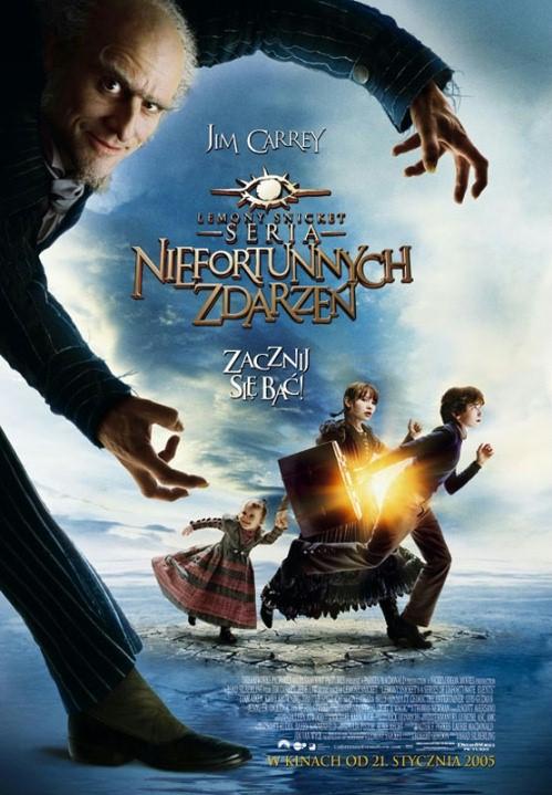 Lemony Snicket: Seria Niefortunnych Zdarzeń  / Lemony Snicket's A Series of Unfortunate Events
