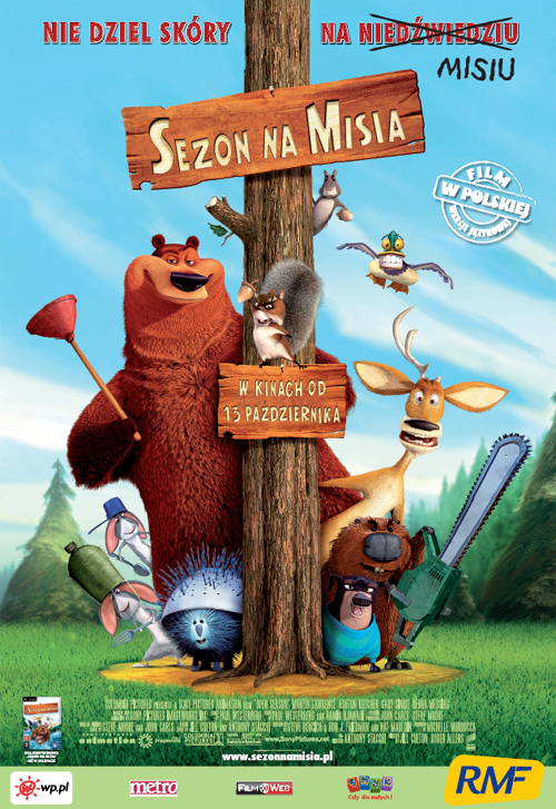 Sezon na misia / Open Season