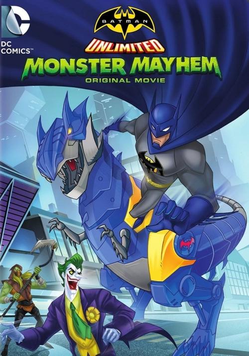Batman Unlimited: Miasto w mroku / Batman Unlimited: Monster Mayhem