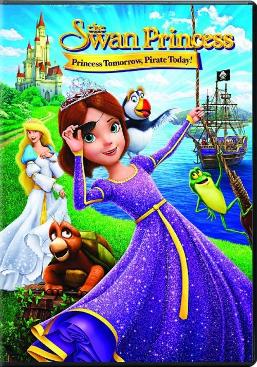Księżniczka łabędzi i piraci / The Swan Princess: Princess Tomorrow, Pirate Today!