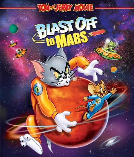 Tom i Jerry: Misja na Marsa / Tom and Jerry Blast Off to Mars!