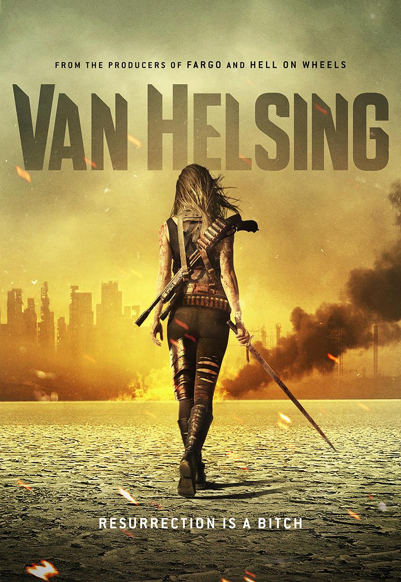 Van Helsing (Sezon 01)