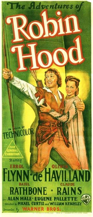 Przygody Robin Hooda / The Adventures of Robin Hood