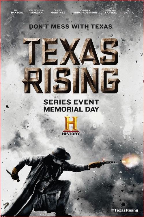 Texas Rising. Narodziny Republiki (Sezon 01)