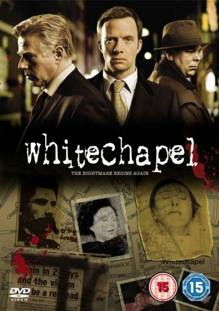 Morderca z Whitechapel / Whitechapel (Sezon: 01)