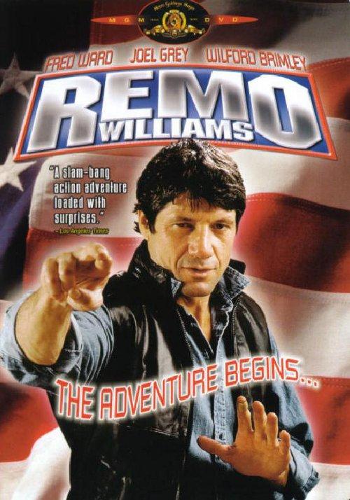 Remo: Nieuzbrojony i Niebezpieczny / Remo Williams: The Adventure Begins