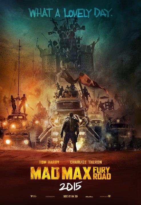 Mad Max: Na drodze gniewu / Mad Max: Fury Road