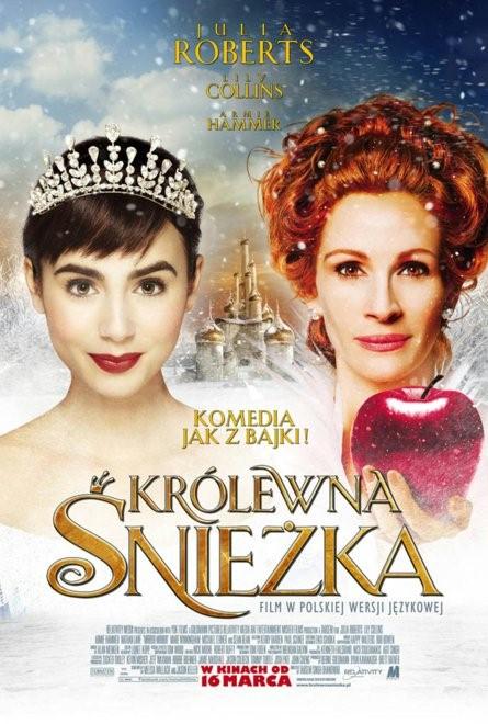 Królewna Śnieżka / Mirror Mirror