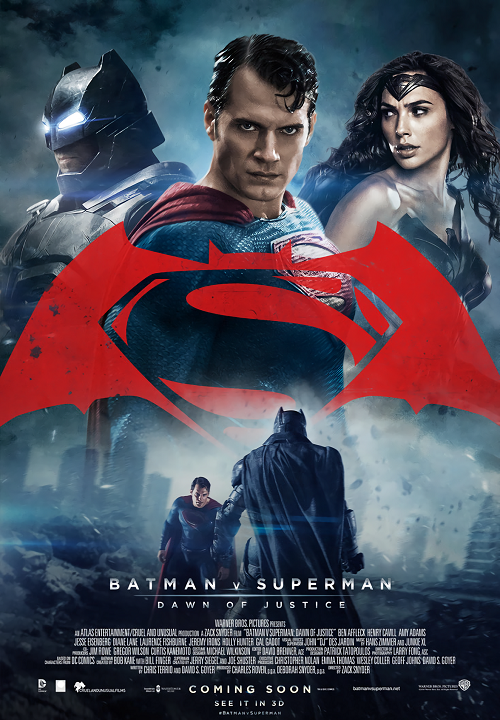 Batman v Superman: Świt sprawiedliwości / Batman v Superman: Dawn of Justice