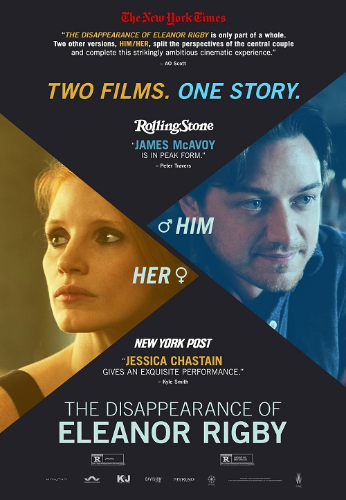 Zniknięcie Eleonory Rigby / The Disappearance of Eleanor Rigby