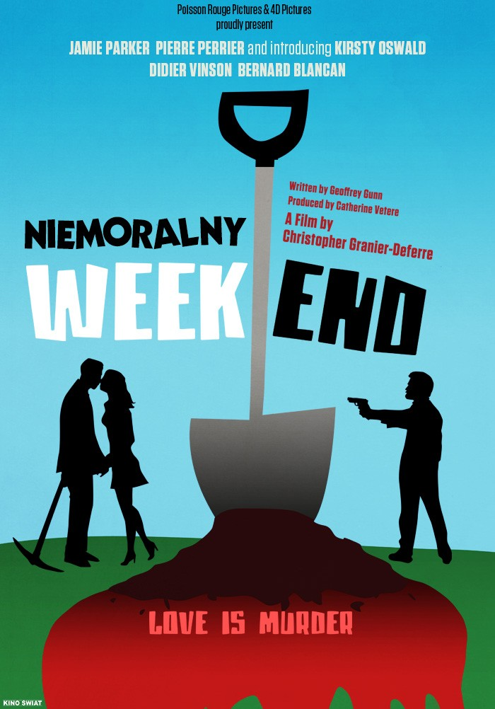 Niemoralny Weekend / Dirty Weekend