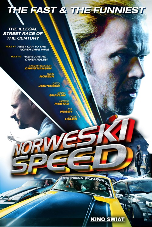 Norweski Speed / Burning