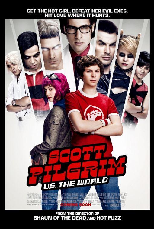 Scott Pilgrim kontra świat / Scott Pilgrim vs. the World
