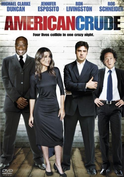 Amerykański wieczór / American Crude