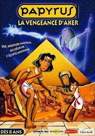 Papirus: Zemsta Seta  / La Vengeance de Seth