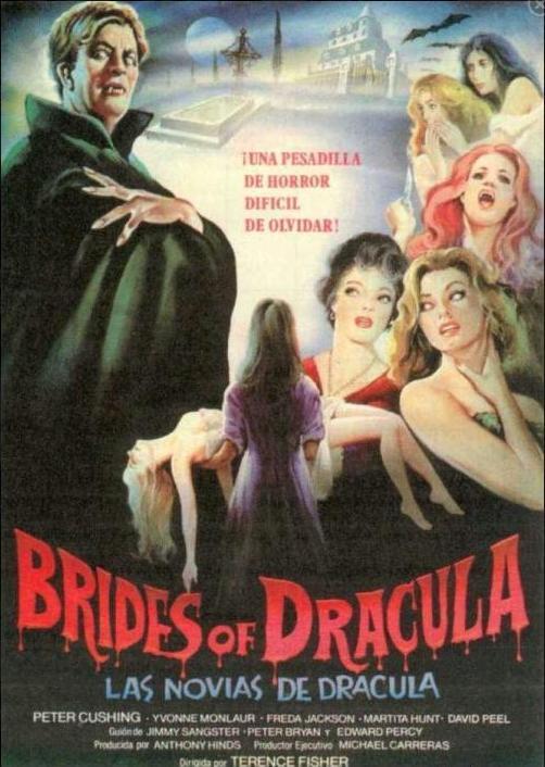 Narzeczona Draculi / The Brides of Dracula