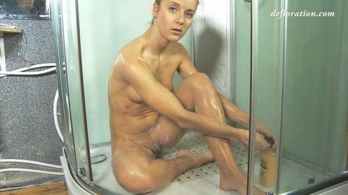 Nicole Birdman - shower
