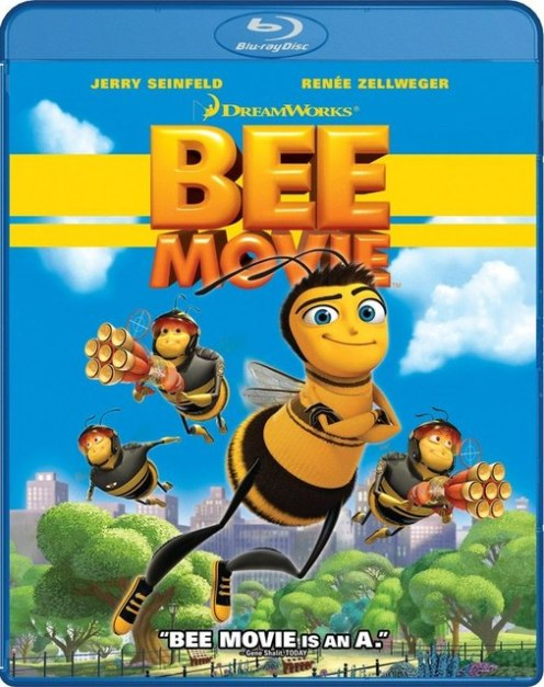 Film o pszczołach / Bee Movie