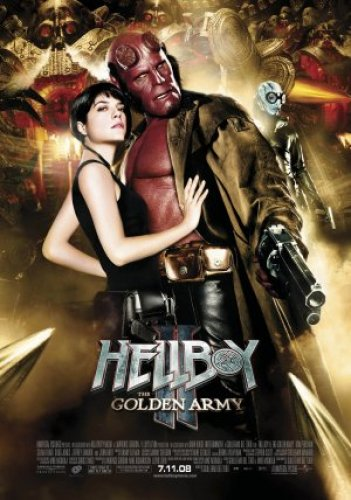 Hellboy: Złota Armia / Hellboy II: The Golden Army