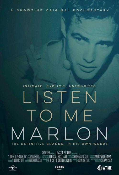 Marlon Brando o sobie / Listen to Me Marlon